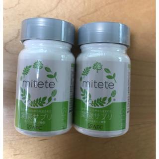 ミテテ 葉酸 サプリ