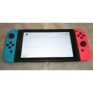 Nintendo Switch - Nintendo Switch本体 美品