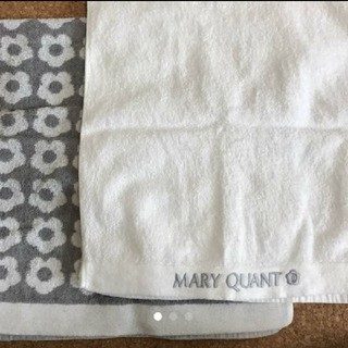 MARY QUANT - MARY QUANT タオルセット マリークワント