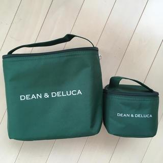 ディーンアンドデルーカ(DEAN & DELUCA)のDEAN&DELUCA 保冷バッグ 2点セット M、Sサイズ(弁当用品)