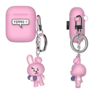 BT21 COOKY AirPods ケース