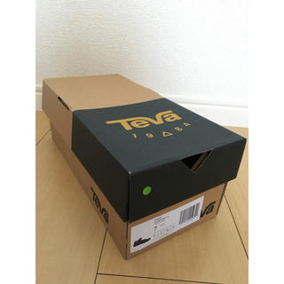 テバ(Teva)のTeva HURRICANE XLT 2 空箱(サンダル)