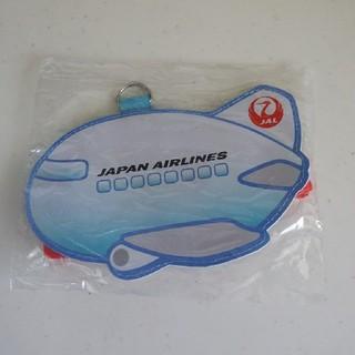 ジャル(ニホンコウクウ)(JAL(日本航空))の【未使用】JALパスケース ネックストラップ付き(パスケース/IDカードホルダー)