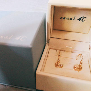 canal4℃ - canal4℃ 月ピアス