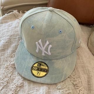 NEW ERA - NEW ERA ニューヨークヤンキース 7 1/2 新品