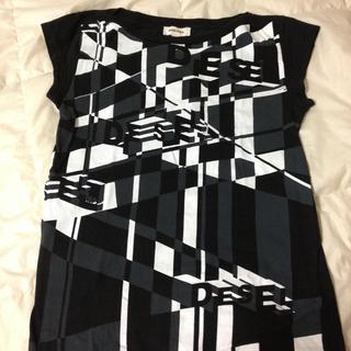 ディーゼル(DIESEL)のDISEL Tシャツ(Tシャツ(半袖/袖なし))