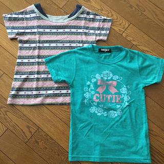 ベルメゾン(ベルメゾン)のTシャツ120セット(Tシャツ/カットソー)