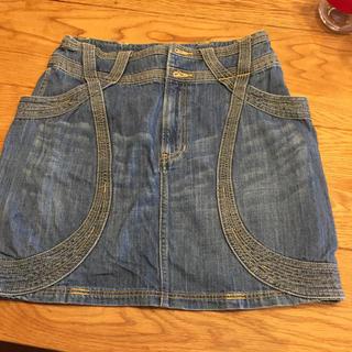 ツモリチサト(TSUMORI CHISATO)のツモリチサト 膝丈スカート(ひざ丈スカート)