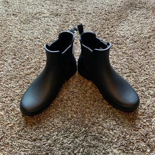ハンター(HUNTER)の箱なし 特価 最安値 ハンター チェルシー ブーツ 22 ブラック(レインブーツ/長靴)