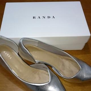 ランダ(RANDA)のRANDAパンプス(ハイヒール/パンプス)