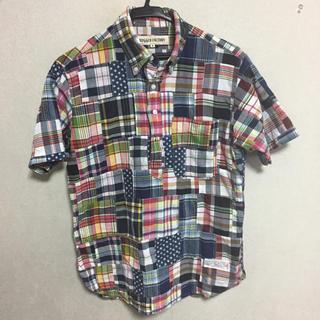 ラルフローレン(Ralph Lauren)のラギットファクトリー マドラスチェックシャツ(シャツ)