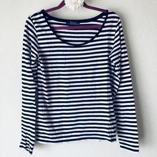 ユナイテッドアローズ(UNITED ARROWS)の即購入OK✨ユナイテッドアローズ ボーダー Tシャツ(Tシャツ(長袖/七分))