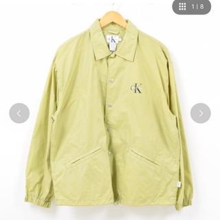 カルバンクライン(Calvin Klein)のカルバンクライン コーチジャケット(テーラードジャケット)
