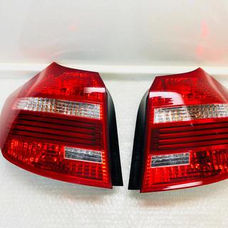 ビーエムダブリュー(BMW)のBMW純正 E87 後期 LCI テールライト ブレーキランプ  テールランプ(車種別パーツ)