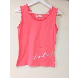 リズリサ(LIZ LISA)のLIZ LISA トップス (中古)(Tシャツ(半袖/袖なし))