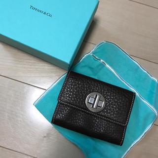 ティファニー(Tiffany & Co.)のティファニー カードケース(名刺入れ/定期入れ)