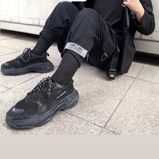 NIKE - black tailor カーゴパンツ 韓国