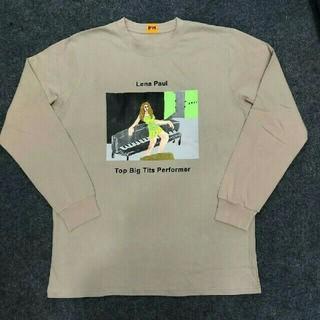 アディダス(adidas)のKANYE Yeezy X Pornhub  メンズ 長袖 M(Tシャツ/カットソー(半袖/袖なし))
