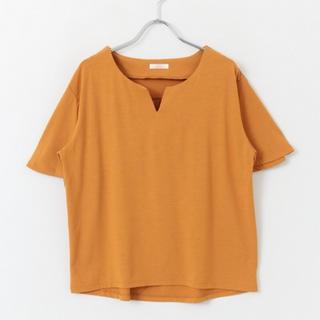 アーバンリサーチ(URBAN RESEARCH)の新品*アーバンリサーチ アイテム スキッパーTシャツ(Tシャツ(半袖/袖なし))