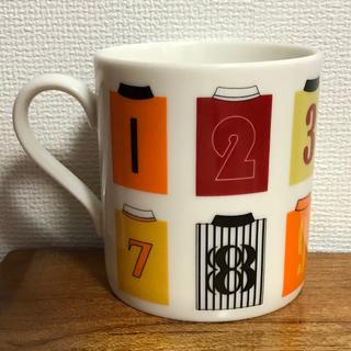 ポールスミス(Paul Smith)の英国 ポールスミス ユニフォームのマグカップ 送料無料(グラス/カップ)