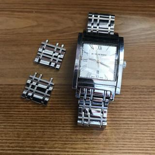 バーバリー(BURBERRY)のバーバリー 腕時計 男女兼用(腕時計(アナログ))