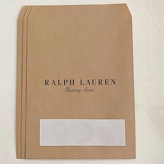 Ralph Lauren - ラルフローレン 袋 シール 3枚
