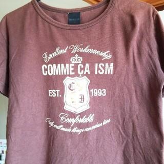 コムサイズム(COMME CA ISM)のコムサイズム COMME CA ISM Tシャツ(Tシャツ(半袖/袖なし))