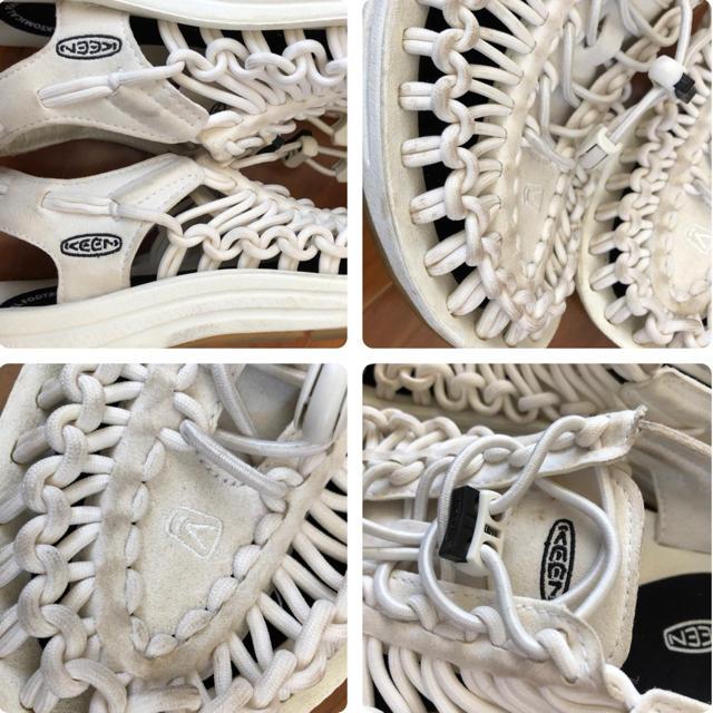 KEEN(キーン)のKEEN キーン ユニーク サンダル 23.5 レディースの靴/シューズ(サンダル)の商品写真
