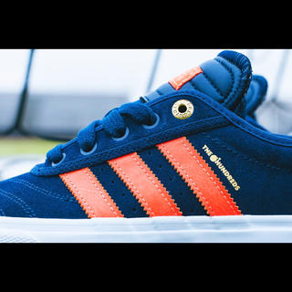 アディダス(adidas)のThe Hundreds × adidas skateboarding(スニーカー)