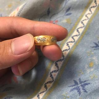 K18 指輪(リング(指輪))