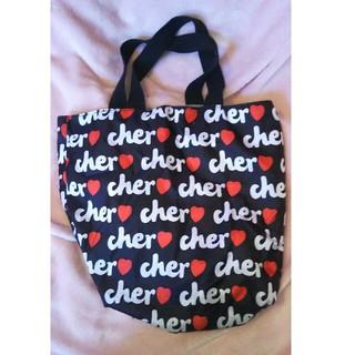 シェル(Cher)のcherリバーシブルバック(ハンドバッグ)