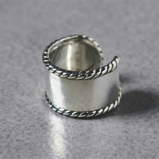 フィリップオーディベール(Philippe Audibert)の新品☆フィリップ オーディベール TWILL RIGID RING(リング(指輪))