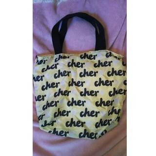 シェル(Cher)のCherリバーシブルバック(トートバッグ)