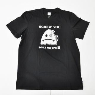 アディダス(adidas)のADIDAS/アディダス adidasOriginal SCREW YOU T(Tシャツ/カットソー(七分/長袖))