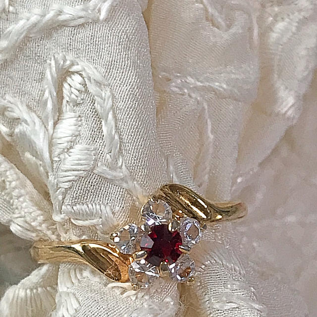 リング レディースのアクセサリー(リング(指輪))の商品写真