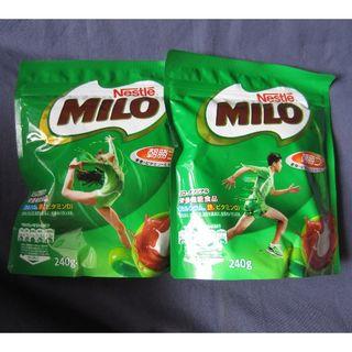 Nestle - ネスレ ミロ MILO  2袋セット