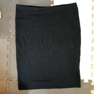 エイチアンドエム(H&M)のH&M スカート  L(ひざ丈スカート)