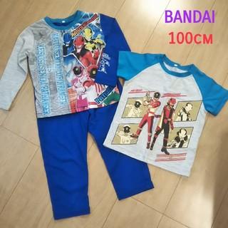 バンダイ(BANDAI)のルパパト☆パジャマセット(パジャマ)