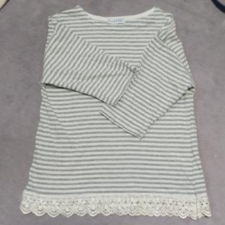 シマムラ(しまむら)の160サイズ 5分袖Tシャツ(Tシャツ/カットソー)