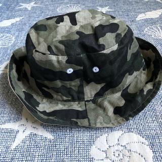 ベビーギャップ(babyGAP)のGAPリバーシブル帽子(帽子)