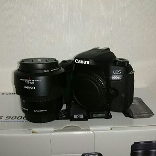 Canon - Canon EOS 9000D EF-S18-55mmSTM