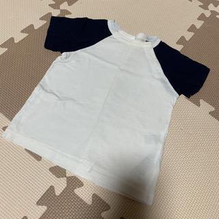 ムジルシリョウヒン(MUJI (無印良品))の無印良品 シンプルTシャツ(Tシャツ)