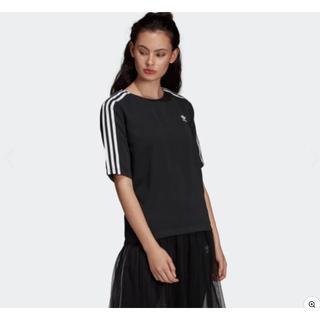 アディダス(adidas)のアディダス新作カットソー(Tシャツ(長袖/七分))