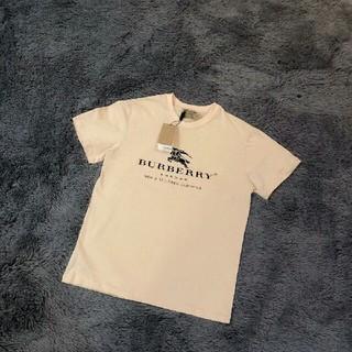 バーバリー(BURBERRY)の19ssBURBERRY バーバリー    Tシャツ 復古  (Tシャツ(半袖/袖なし))