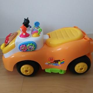 アンパンマン(アンパンマン)のアンパンマンよくばりビジーカー2(手押し車/カタカタ)