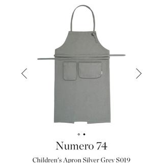 Bonpoint - 新品未開封♡ ヌメロ74  Numero 74 エプロン 子供 キッズ
