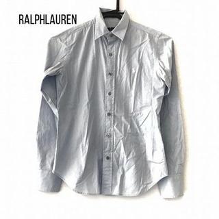 ラルフローレン(Ralph Lauren)のラルフローレン 長袖シャツブラウス サイズ7 S レディース美品(シャツ/ブラウス(長袖/七分))