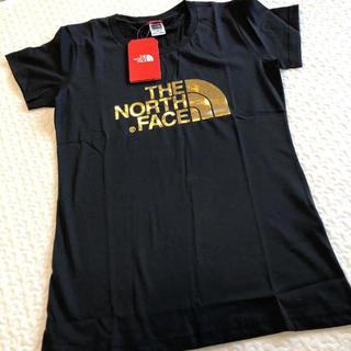 ザノースフェイス(THE NORTH FACE)の新品 タグ付き the north face レディース  トップス パタゴニア(Tシャツ(半袖/袖なし))