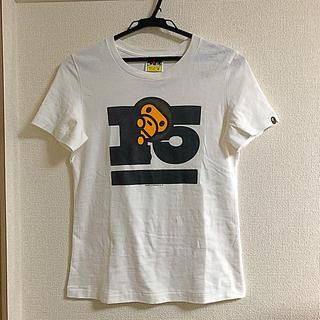 アベイシングエイプ(A BATHING APE)のTシャツ エイプ 15周年(Tシャツ(半袖/袖なし))