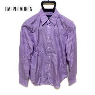 ラルフローレン(Ralph Lauren)のラルフローレン 長袖シャツブラウス サイズ4 S レディース(シャツ/ブラウス(長袖/七分))